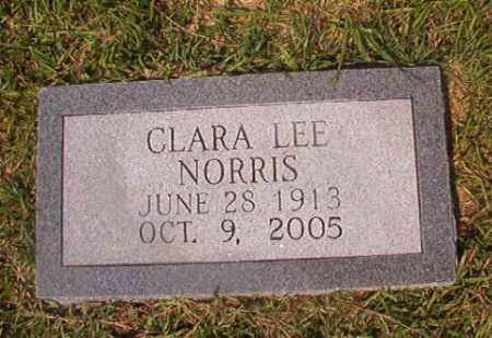NORRIS, CLARA LEE - Union County, Arkansas   CLARA LEE NORRIS - Arkansas Gravestone Photos