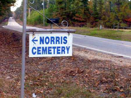 *NORRIS CEMETERY,  - Union County, Arkansas |  *NORRIS CEMETERY - Arkansas Gravestone Photos