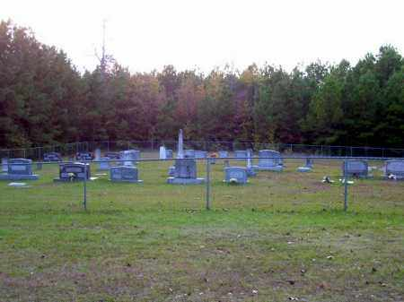 *NORRIS CEMETERY OVERVIEW,  - Union County, Arkansas |  *NORRIS CEMETERY OVERVIEW - Arkansas Gravestone Photos