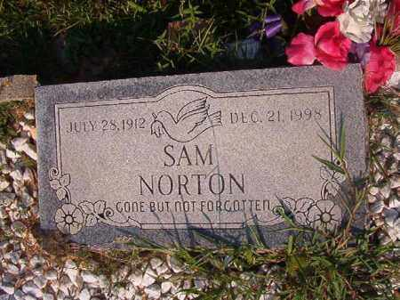 NORTON, SAM - Union County, Arkansas | SAM NORTON - Arkansas Gravestone Photos