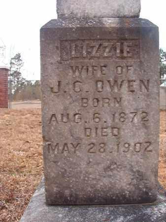 OWEN, LIZZIE - Union County, Arkansas | LIZZIE OWEN - Arkansas Gravestone Photos