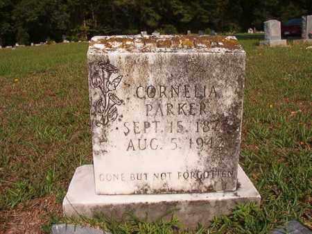 PARKER, CORNELIA - Union County, Arkansas   CORNELIA PARKER - Arkansas Gravestone Photos