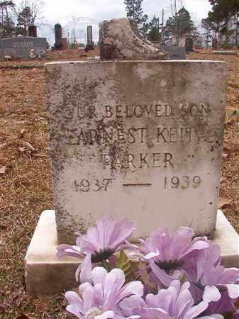 PARKER, EARNEST KEITH - Union County, Arkansas | EARNEST KEITH PARKER - Arkansas Gravestone Photos