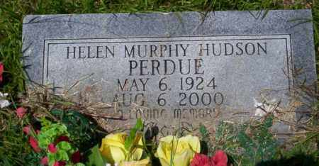 PERDUE, HELEN  MURPHY - Union County, Arkansas | HELEN  MURPHY PERDUE - Arkansas Gravestone Photos