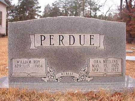 PERDUE, ORA - Union County, Arkansas | ORA PERDUE - Arkansas Gravestone Photos