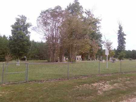 *PIGEON HILL CEMETERY, OVERVIEW - Union County, Arkansas   OVERVIEW *PIGEON HILL CEMETERY - Arkansas Gravestone Photos
