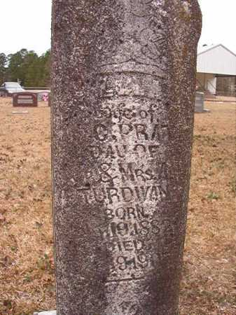PRATT, LULA - Union County, Arkansas | LULA PRATT - Arkansas Gravestone Photos