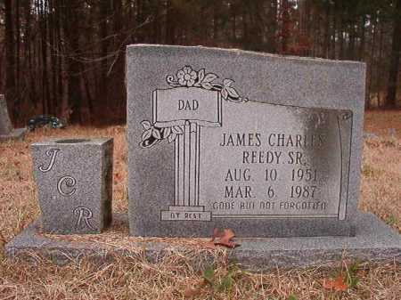 REEDY, SR, JAMES CHARLES - Union County, Arkansas   JAMES CHARLES REEDY, SR - Arkansas Gravestone Photos