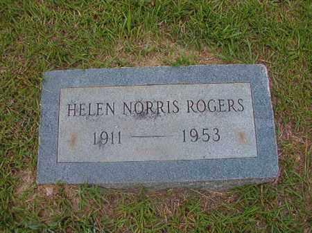 ROGERS, HELEN - Union County, Arkansas | HELEN ROGERS - Arkansas Gravestone Photos