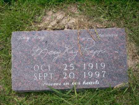RAPP, MARY KAY - Union County, Arkansas | MARY KAY RAPP - Arkansas Gravestone Photos