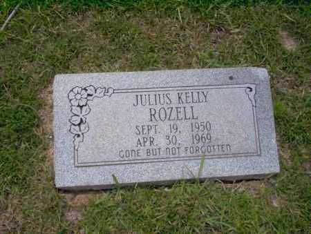 ROZELL, JULIUS KELLY - Union County, Arkansas   JULIUS KELLY ROZELL - Arkansas Gravestone Photos
