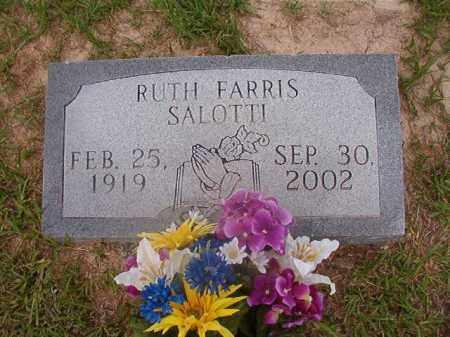 SALOTTI, RUTH - Union County, Arkansas | RUTH SALOTTI - Arkansas Gravestone Photos
