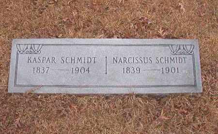SCHMIDT, KASPAR - Union County, Arkansas | KASPAR SCHMIDT - Arkansas Gravestone Photos
