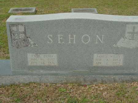 SEHON, ESSIE - Union County, Arkansas | ESSIE SEHON - Arkansas Gravestone Photos
