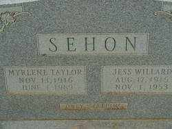 SEHON, JESSE - Union County, Arkansas | JESSE SEHON - Arkansas Gravestone Photos
