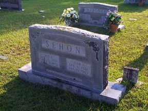 SEHON, LEAH - Union County, Arkansas | LEAH SEHON - Arkansas Gravestone Photos