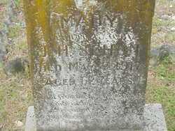 HUX SEHON, MARY - Union County, Arkansas | MARY HUX SEHON - Arkansas Gravestone Photos
