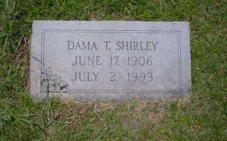 SHIRLEY, DAMA T - Union County, Arkansas | DAMA T SHIRLEY - Arkansas Gravestone Photos