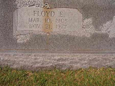 SLAUGHTER, FLOYD E - Union County, Arkansas   FLOYD E SLAUGHTER - Arkansas Gravestone Photos