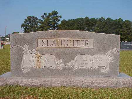 SLAUGHTER, REA - Union County, Arkansas | REA SLAUGHTER - Arkansas Gravestone Photos