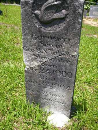 SLAUGHTER, GARNER A - Union County, Arkansas   GARNER A SLAUGHTER - Arkansas Gravestone Photos