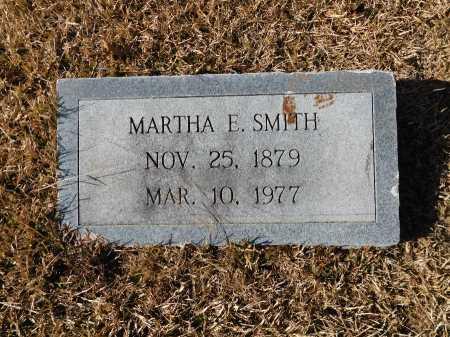 SMITH, MARTHA E - Union County, Arkansas   MARTHA E SMITH - Arkansas Gravestone Photos