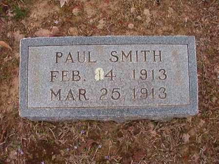 SMITH, PAUL - Union County, Arkansas | PAUL SMITH - Arkansas Gravestone Photos
