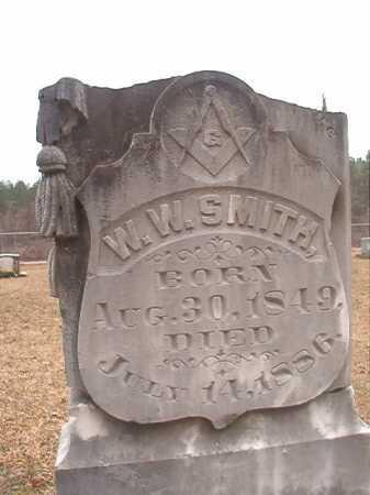 SMITH, W W - Union County, Arkansas | W W SMITH - Arkansas Gravestone Photos