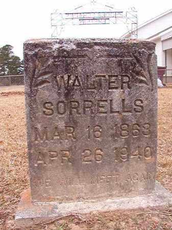 SORRELLS, WALTER - Union County, Arkansas | WALTER SORRELLS - Arkansas Gravestone Photos