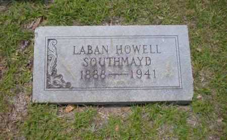 SOUTHMAYD, LABAN HOWELL - Union County, Arkansas   LABAN HOWELL SOUTHMAYD - Arkansas Gravestone Photos