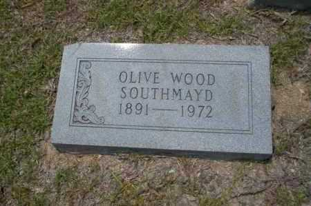 SOUTHMAYD, OLIVE - Union County, Arkansas | OLIVE SOUTHMAYD - Arkansas Gravestone Photos