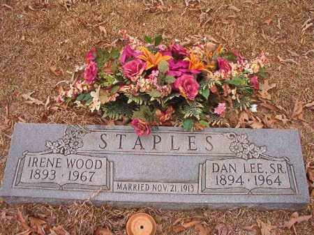 STAPLES, IRENE - Union County, Arkansas | IRENE STAPLES - Arkansas Gravestone Photos