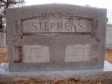 ARMER STEPHENS, JOSEPHINE - Union County, Arkansas | JOSEPHINE ARMER STEPHENS - Arkansas Gravestone Photos