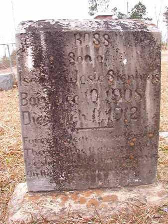 STEPHENS, ROSS - Union County, Arkansas | ROSS STEPHENS - Arkansas Gravestone Photos