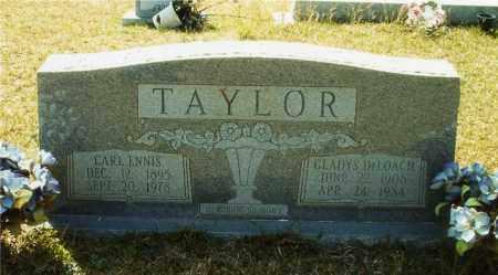 TAYLOR, GLADYS - Union County, Arkansas | GLADYS TAYLOR - Arkansas Gravestone Photos
