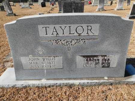 TAYLOR, JOHN WILLIS - Union County, Arkansas | JOHN WILLIS TAYLOR - Arkansas Gravestone Photos