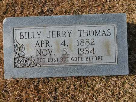 THOMAS, BILLY JERRY - Union County, Arkansas | BILLY JERRY THOMAS - Arkansas Gravestone Photos