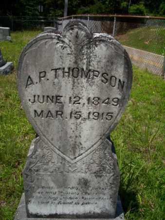 THOMPSON, A.P. - Union County, Arkansas | A.P. THOMPSON - Arkansas Gravestone Photos