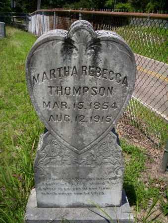 THOMPSON, MARTHA REBECCA - Union County, Arkansas | MARTHA REBECCA THOMPSON - Arkansas Gravestone Photos
