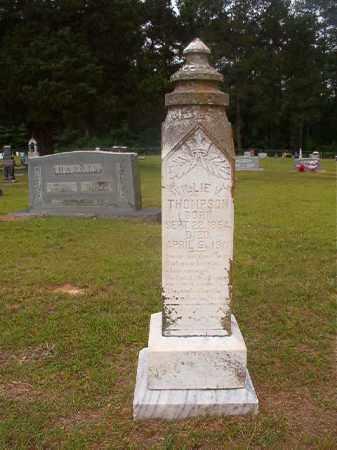 THOMPSON, WILLIE V - Union County, Arkansas | WILLIE V THOMPSON - Arkansas Gravestone Photos