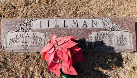 TILLMAN, VIOLA V - Union County, Arkansas | VIOLA V TILLMAN - Arkansas Gravestone Photos