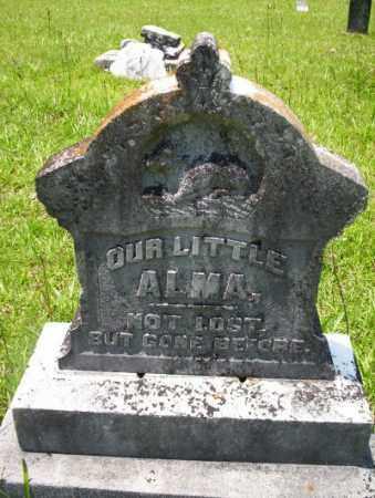 UNKNOWN, ALMA - Union County, Arkansas   ALMA UNKNOWN - Arkansas Gravestone Photos