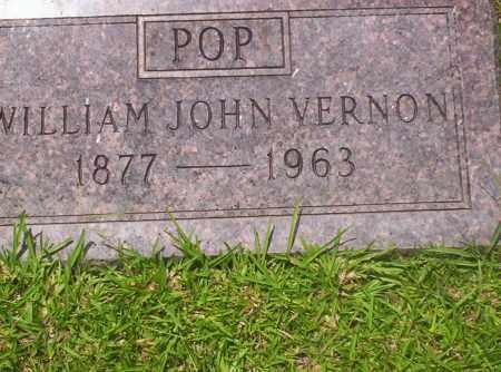 VERNON, WILLIAM JOHN - Union County, Arkansas | WILLIAM JOHN VERNON - Arkansas Gravestone Photos