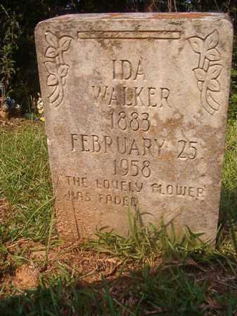 WALKER, IDA - Union County, Arkansas | IDA WALKER - Arkansas Gravestone Photos
