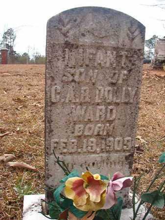 WARD, INFANT SON - Union County, Arkansas | INFANT SON WARD - Arkansas Gravestone Photos