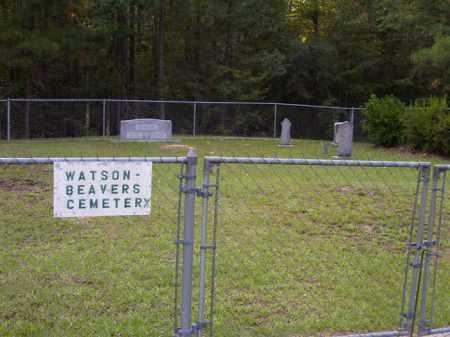 *WATSON-BEAVERS OVERVIEW,  - Union County, Arkansas |  *WATSON-BEAVERS OVERVIEW - Arkansas Gravestone Photos