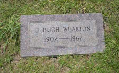 WHARTON, J. HUGH - Union County, Arkansas | J. HUGH WHARTON - Arkansas Gravestone Photos