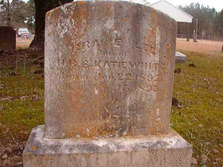 WHITE, GRACIE LEE - Union County, Arkansas | GRACIE LEE WHITE - Arkansas Gravestone Photos