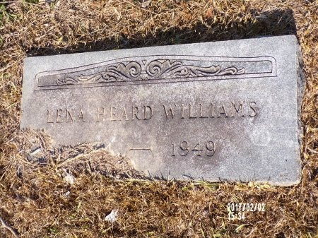 WILLIAMS, LENA - Union County, Arkansas | LENA WILLIAMS - Arkansas Gravestone Photos