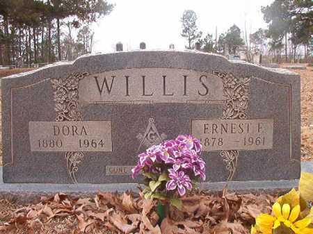WILLIS, ERNEST F - Union County, Arkansas | ERNEST F WILLIS - Arkansas Gravestone Photos